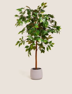 Artificial Floor Standing Ficus Tree