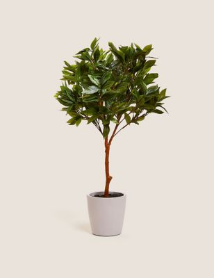 Floor Standing Artificial Bay Tree