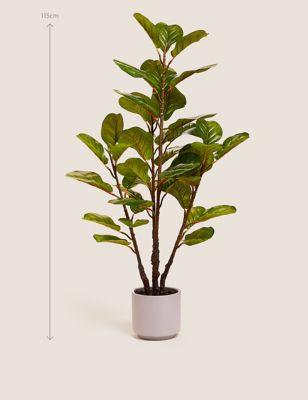 Artificial Floor Standing Fiddle Leaf Fig Tree