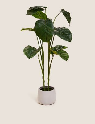 Artificial Floor Standing Tropical Plant