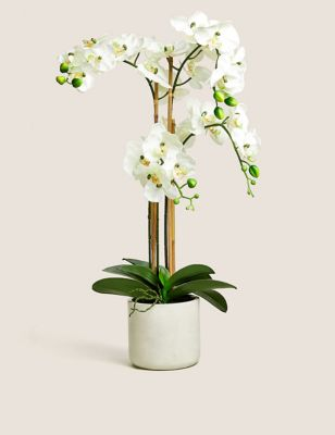 Artificial Extra Large Orchid