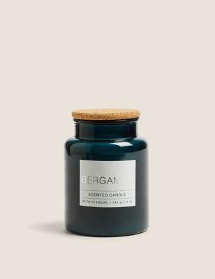 Bergamot Large Jar Candle