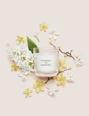 Tuberose & Gardenia Candle
