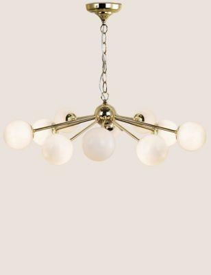 Opal Globe 10 Light