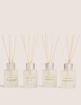 Library of Scent Diffuser Gift Set