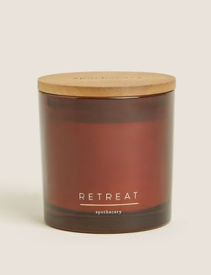Retreat Large 3 Wick Candle