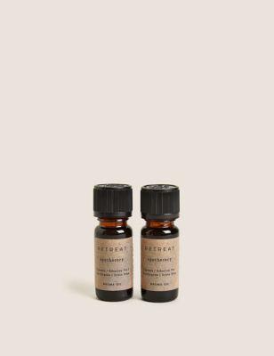 Set of 2 Retreat Fragrance Oils