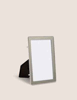 Emelie Beaded Photo Frame 4x6 inch