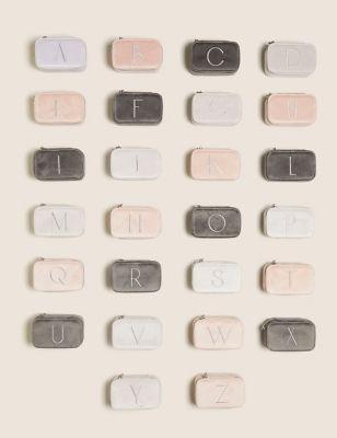 Alphabet Jewellery Box