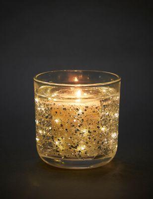 Neroli, Lime & Basil Light Up Candle