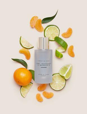 Lime Bergamot & Mandarin Room & Linen Spray