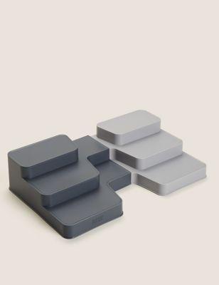 Compact Cupboard Organiser