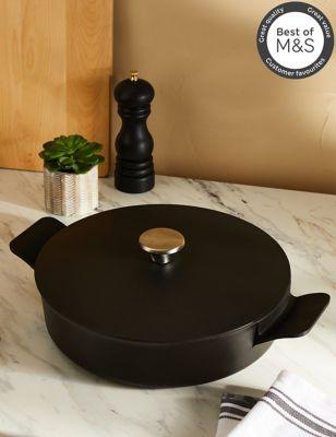 Cast Aluminium 4.5L Casserole Dish