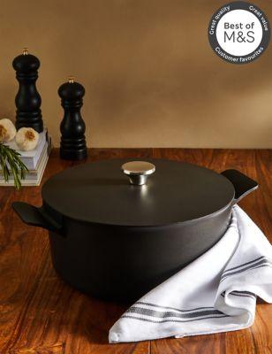 Cast Aluminium 7L Casserole Dish