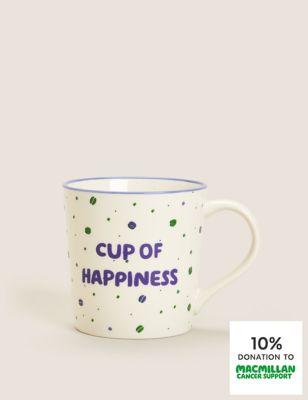 Macmillan Cup of Happiness Mug
