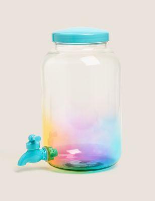Rainbow Picnic Drinks Dispenser
