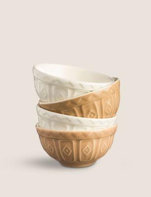 Set of 4 Small Bowls