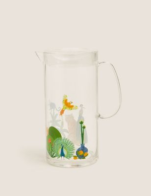 Tropical Jungle Picnic Jug