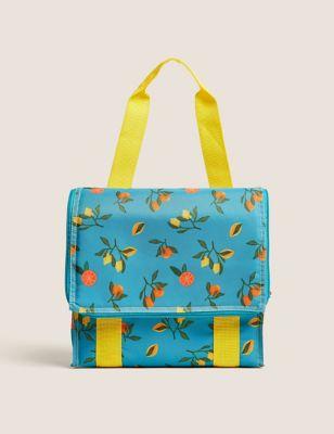 Oranges & Lemons Picnic Cool Bag