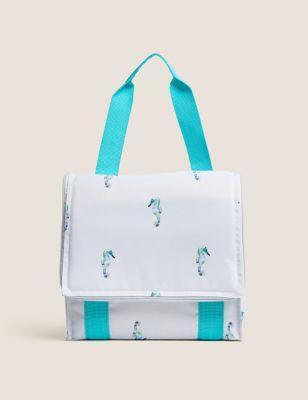 Nautical Foldaway Picnic Cool Bag