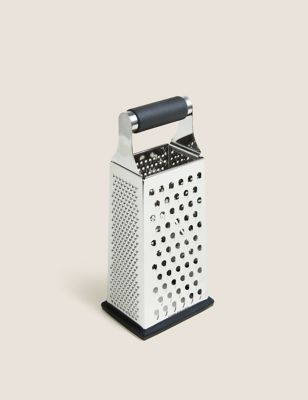 Stainless Steel 24cm 4 Sided Grater