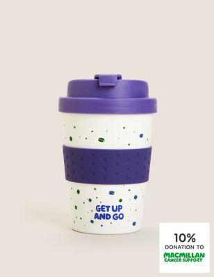 Macmillan Get Up & Go Travel Mug