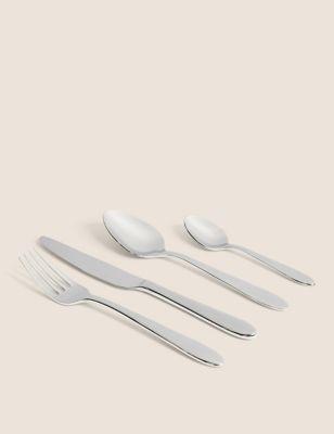 24 Piece Maxim Cutlery Set