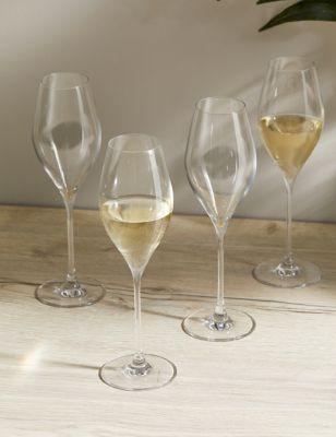 Set of 4 Prosecco Glasses
