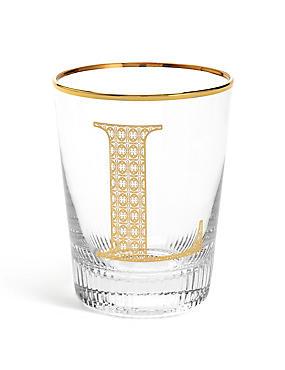 Alphabet L Glass, , catlanding
