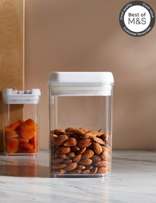 0.8L Rectangular Flip-Tight Food Storage