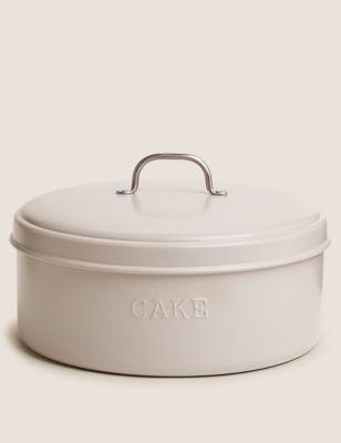 Powder Coated Cake Tin