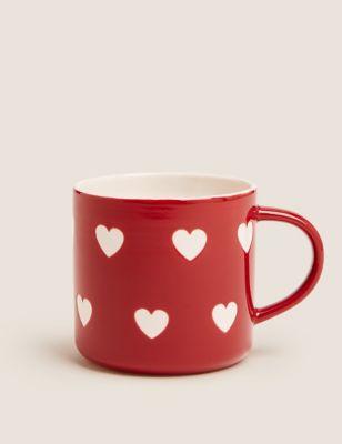 Jumbo Heart Mug