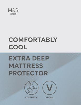 Comfortably Cool Extra Deep Mattress Protector