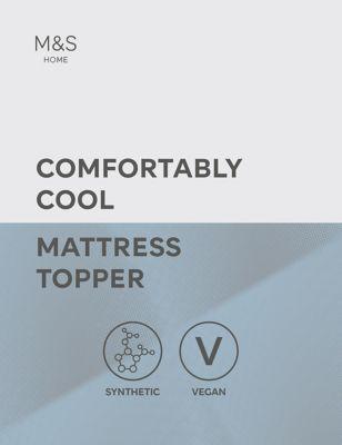 Comfortably Cool Mattress Topper