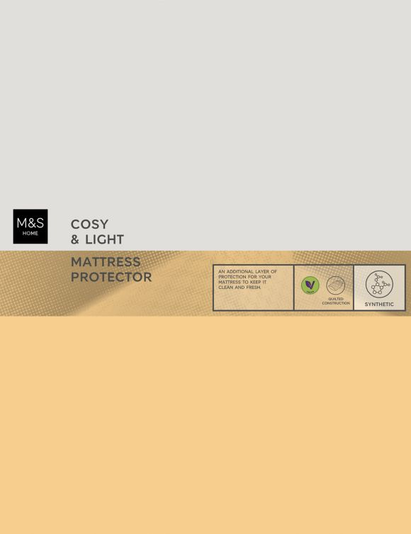 P60440471: Cosy & Light Mattress Protector