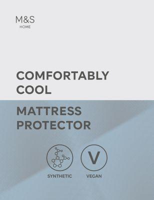 Comfortably Cool Mattress Protector