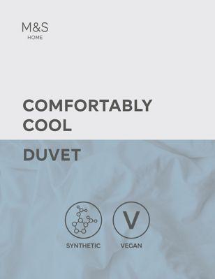 Comfortably Cool 6 Tog Duvet