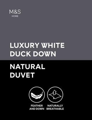 Luxury Duck Down 13.5 Tog Duvet
