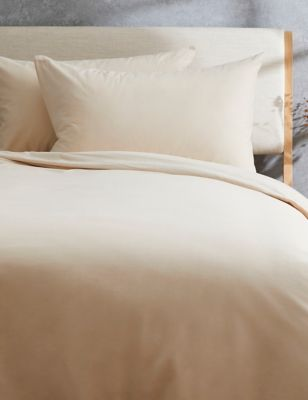 2 Pack Pure Cotton Brushed Pillowcases