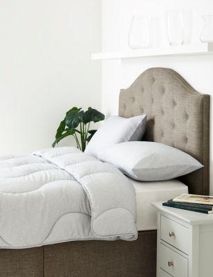 10.5 Tog Coverless Duvet & Pillowcase