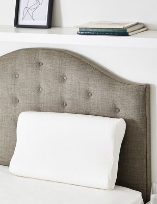 Coolmax® Contour Extra Firm Memory Foam Pillow