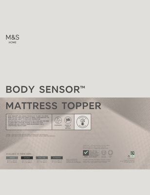 Body Sensor™ Mattress Topper