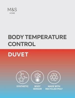 Body Sensor™ 1 Tog Duvet