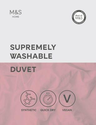 Supremely Washable 7.5 Tog Duvet