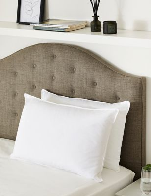 2 Pack Supremely Washable Firm Pillows