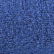 Super Soft Pure Cotton Antibacterial Towel - midblue