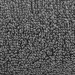 Super Soft Pure Cotton Antibacterial Towel - charcoal