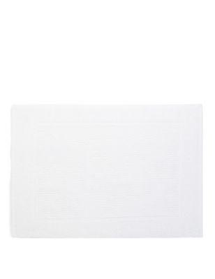 Pure Cotton Textured Bath Mat
