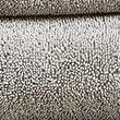 Pure Cotton Alphabet Towel - silvergrey