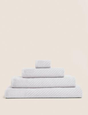 Cotton Rich Plush Quick Dry Towel